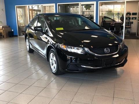 2015 Honda Civic for sale in North Dartmouth, MA