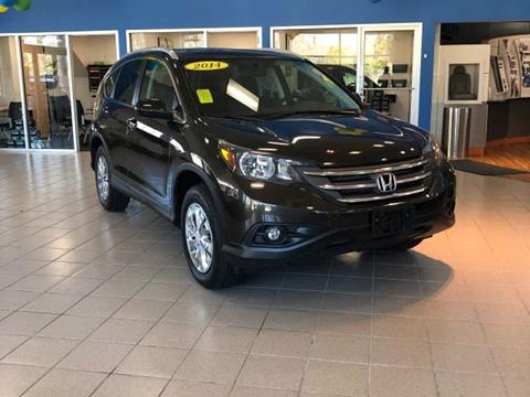 2014 Honda CR-V for sale in North Dartmouth, MA