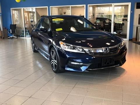 2017 Honda Accord for sale in North Dartmouth, MA
