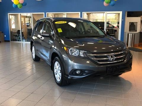 2013 Honda CR-V for sale in North Dartmouth, MA