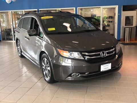 2016 Honda Odyssey for sale in North Dartmouth, MA