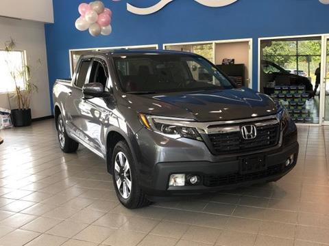 2017 Honda Ridgeline for sale in North Dartmouth, MA
