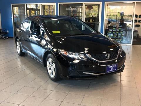 2013 Honda Civic for sale in North Dartmouth, MA