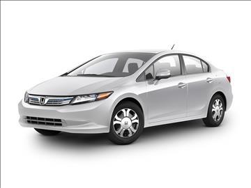 2012 Honda Civic for sale in North Dartmouth, MA