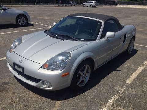 2004 Toyota MR2 Spyder for sale in Ozone Park, NY