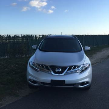 2012 Nissan Murano for sale in Ozone Park, NY