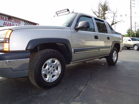 2004 Chevrolet Avalanche for sale in Rock Creek, OH