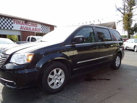 2012 Chrysler Town and Country for sale in Rock Creek, OH
