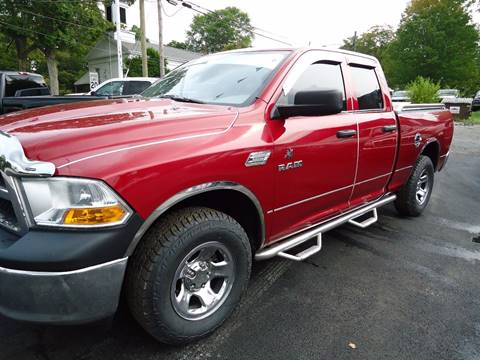 2010 Dodge Ram Pickup 1500 for sale in Rock Creek, OH