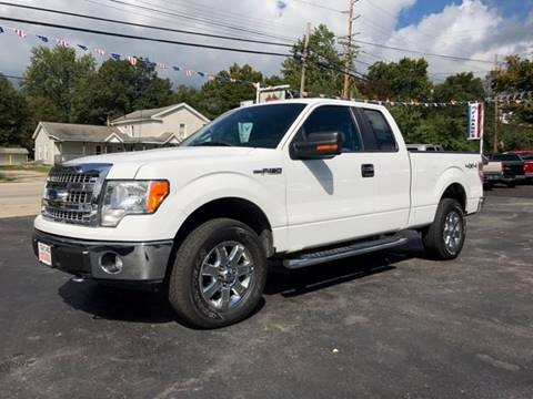 2013 Ford F-150 for sale in Rock Creek OH