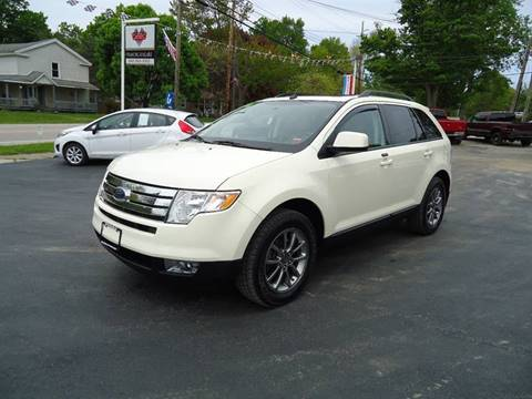 2008 Ford Edge for sale in Rock Creek OH