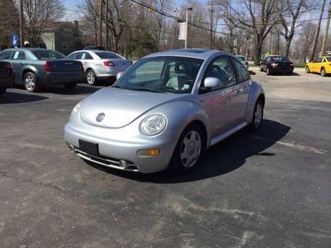 2000 Volkswagen New Beetle for sale in Rock Creek, OH