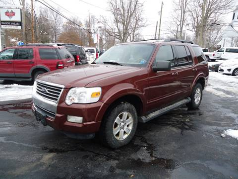 2009 Ford Explorer for sale in Rock Creek, OH