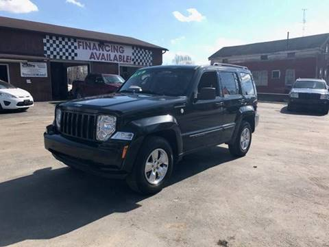 2010 Jeep Liberty for sale in Rock Creek OH