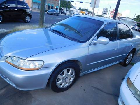 2002 Honda Accord for sale in Rosenberg, TX