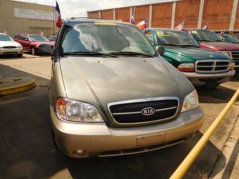 2005 Kia Sedona for sale in Rosenberg, TX