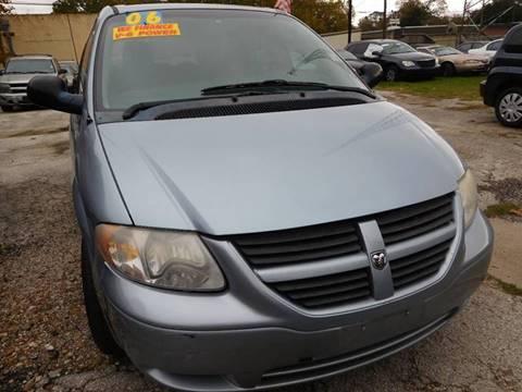 2006 Dodge Grand Caravan for sale in Rosenberg, TX