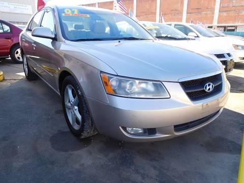 2006 Hyundai Sonata for sale in Rosenberg, TX