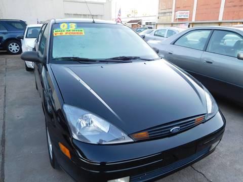 2003 Ford Focus for sale in Rosenberg, TX