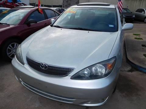 2002 Toyota Camry for sale in Rosenberg, TX