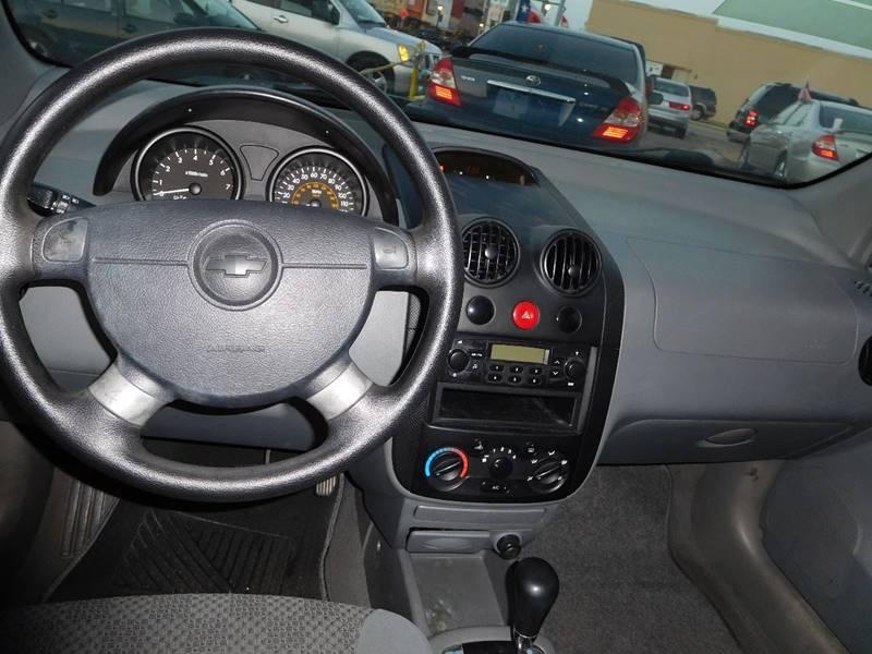 2005 Chevrolet Aveo LS 4dr Sedan In Rosenberg TX  All Star Auto Group