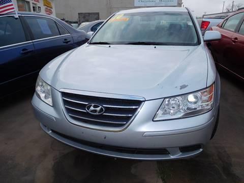 2010 Hyundai Sonata for sale in Rosenberg, TX