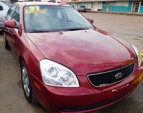 2007 Kia Optima for sale in Rosenberg, TX