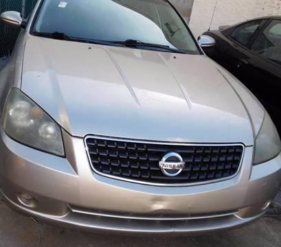 2005 Nissan Altima for sale in Rosenberg, TX