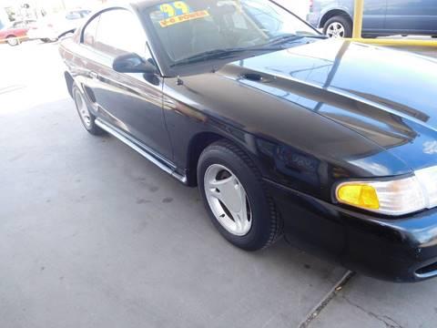 1996 Ford Mustang for sale in Rosenberg, TX