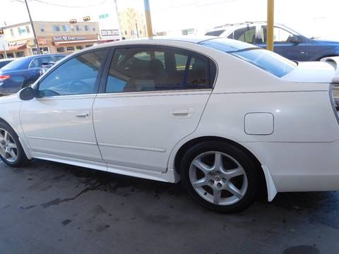 2004 Nissan Altima for sale in Rosenberg, TX