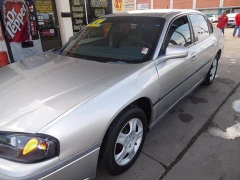 2005 Chevrolet Impala for sale in Rosenberg, TX