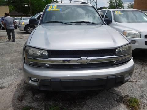 2004 Chevrolet TrailBlazer EXT for sale in Rosenberg, TX