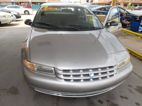 1999 Plymouth Breeze for sale in Rosenberg, TX
