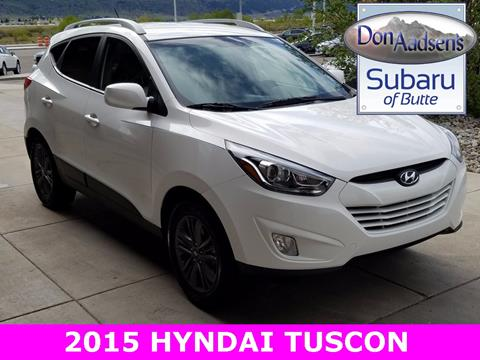 2015 Hyundai Tucson for sale in Butte, MT
