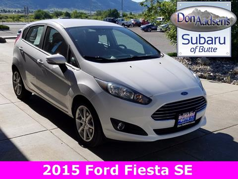 2015 Ford Fiesta for sale in Butte, MT