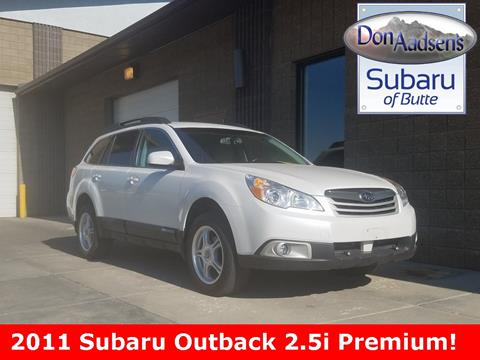 2011 Subaru Outback for sale in Butte, MT