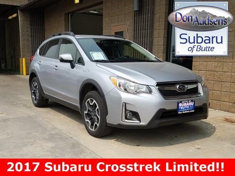 2017 Subaru Crosstrek for sale in Butte MT