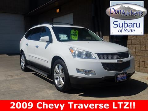 2009 Chevrolet Traverse for sale in Butte MT