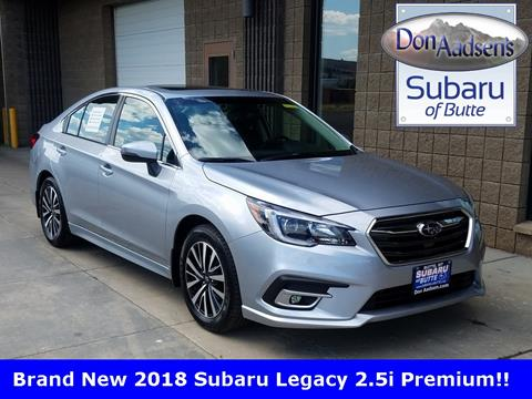 2018 Subaru Legacy for sale in Butte MT
