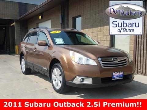 2011 Subaru Outback for sale in Butte, MT