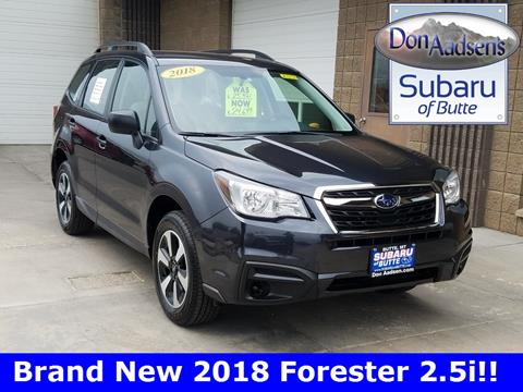 2018 Subaru Forester for sale in Butte MT