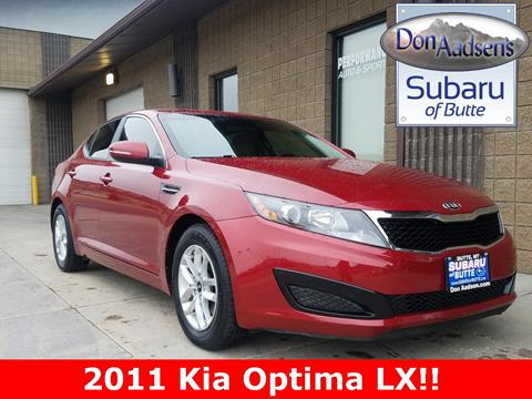 2011 Kia Optima for sale in Butte, MT