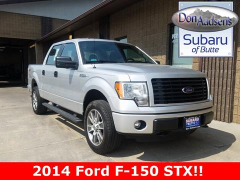 2014 Ford F-150 for sale in Butte MT