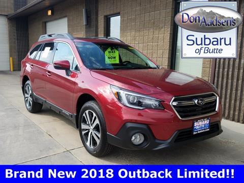 2018 Subaru Outback for sale in Butte MT