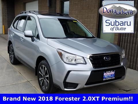 2018 Subaru Forester for sale in Butte, MT