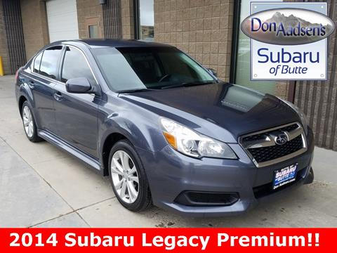 2014 Subaru Legacy for sale in Butte MT