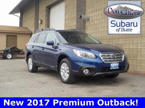 2017 Subaru Outback for sale in Butte MT