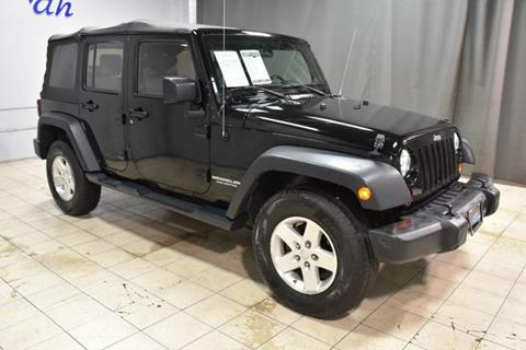 2008 Jeep Wrangler Unlimited for sale in Hillside, NJ