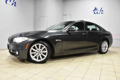 2015 BMW 5 Series for sale in Hillside, NJ