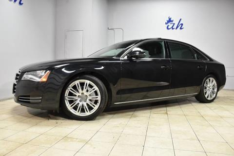2013 Audi A8 L for sale in Hillside, NJ